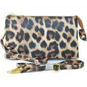 Leopard print with strap