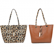 9012 Leopard/Coffee