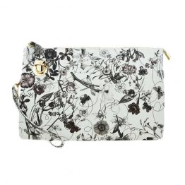 0714-025 Large Crossbody #1Flower