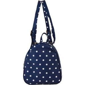 Star Print shown with straps