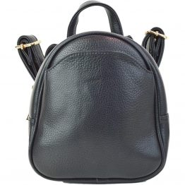 Black Crossbody Backpack