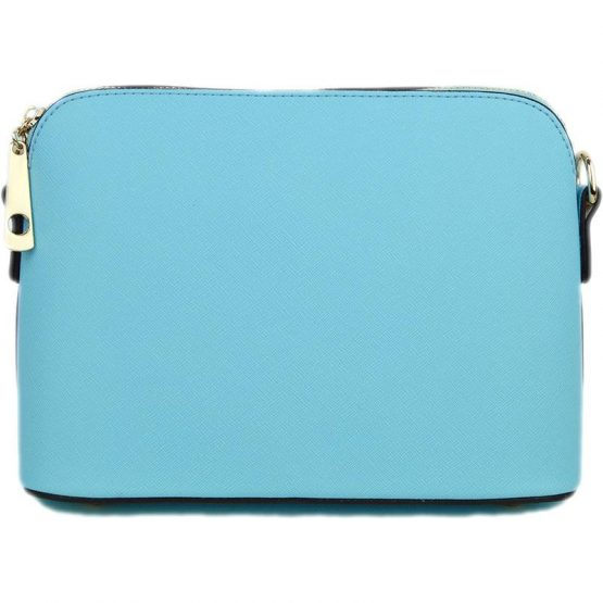 A10119-024 Structured Crossbody BB Blue