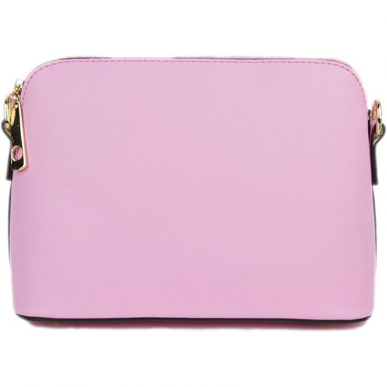A10119-024 Structured Crossbody BB Pink