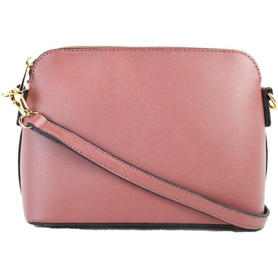 A10119-024 Structured Crossbody Blush