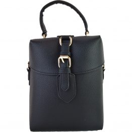 97208-024 Buckle Crossbody Black