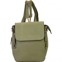 5319-034 Convertible Backpack Green