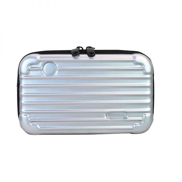 M189-012 Cell Phone Travel Silver