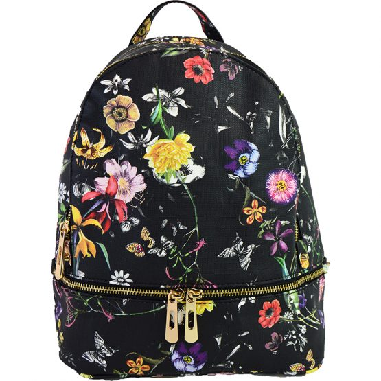 10088-034 Personal Backpack #8 Floral