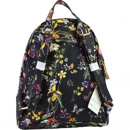 10088-034 Personal Backpack #8 Floral back view