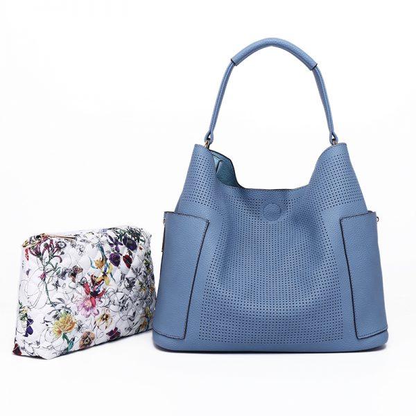 5801-034 Hobo Bucket Bag Jean