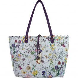 #3 Floral Purple